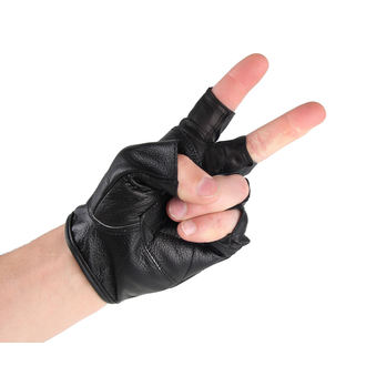 rukavice kožené OSX - GLOVE / PANTHER - AC07