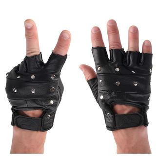 rukavice kožené OSX - DEMON, OSX