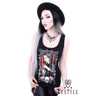 tielko dámske RESTYLE - Wednesday Addams, RESTYLE