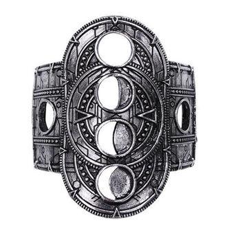 náramok RESTYLE - Hollow Moon Silver - RES006