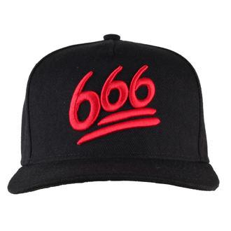 šiltovka BLACK CRAFT - Keep It 666, BLACK CRAFT