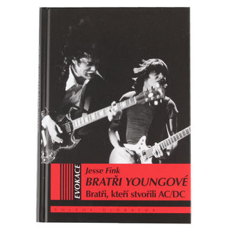 kniha AC/DC - bratia Youngovej - bratia, ktorí stvorili AC/DC, AC-DC