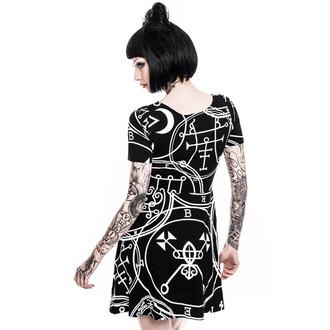 šaty dámske KILLSTAR - Sigil Skater, KILLSTAR