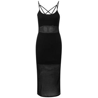 šaty dámske KILLSTAR - Dome Play Fifi fux - KIL264