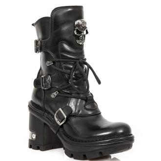 topánky NEW ROCK - Nomada Negro - Neotyre Negro, NEW ROCK
