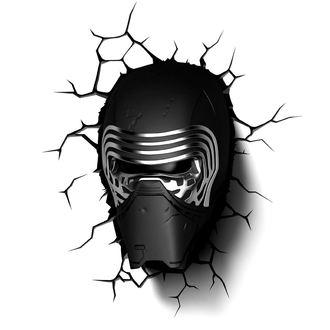dekorácia Star Wars - Episode VII 3D LED Light Kylo Ren - 3DL0345