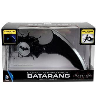 dekorácia Batman - DC Comics 3D LED Light Batarang - 3DL0374