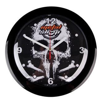 hodiny Metalshop, METALSHOP