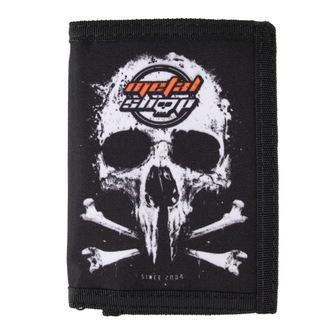 peňaženka Metalshop