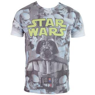 tričko pánske Star Wars - Imperial Photo Montage - ROCK OFF, ROCK OFF, Star Wars