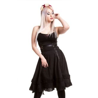 sukňa dámska POIZEN INDUSTRIES - Stray Cat - Black - POI118