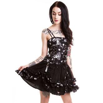 šaty dámske DISNEY - Galaxy Empire - Black, DISNEY