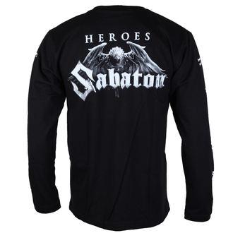 tričko pánske s dlhým rukávom Sabaton - Heroes Poland - CARTON, CARTON, Sabaton