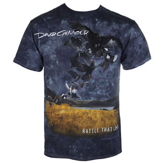 tričko pánske Pink Floyd - Rattle Že Lock - LIQUID BLUE, LIQUID BLUE, Pink Floyd