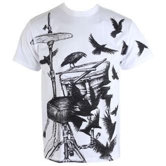 tričko pánske ALISTAR - Drums & Crows