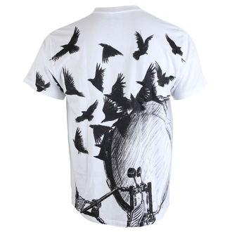 tričko pánske ALISTAR - Drums & Crows, ALISTAR