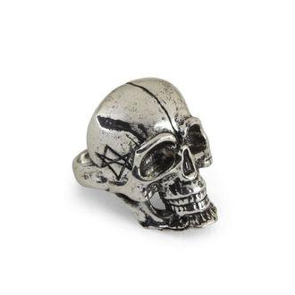 prsteň KILLSTAR - Sigil Skull - Silver, KILLSTAR
