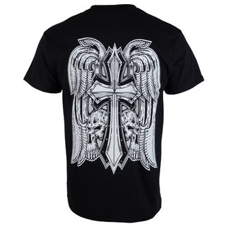 tričko pánske DOGA - Black, Doga