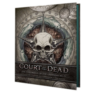 kniha Court of the Dead Book The Kronika of the Podsvetia - SS500241