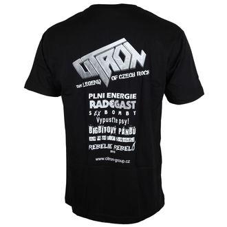 tričko pánske Citrón - Plné Energia, Citron