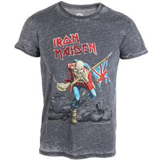 tričko pánske Iron Maiden - Trooper - ROCK OFF, ROCK OFF, Iron Maiden