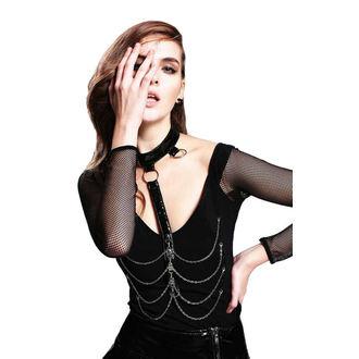 tričko dámske s dlhým rukávom DEVIL FASHION - Gothic Zetta, DEVIL FASHION