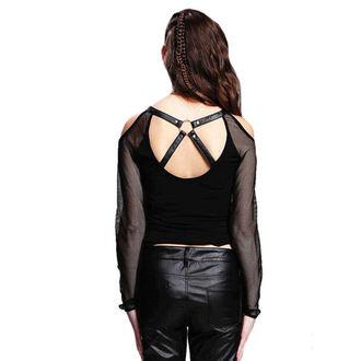 tričko dámske s dlhým rukávom DEVIL FASHION - Gothic Phoenix, DEVIL FASHION