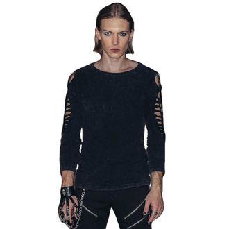 tričko pánske s dlhým rukávom DEVIL FASHION - Gothic Rune, DEVIL FASHION