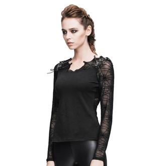 tričko dámske s dlhým rukávom DEVIL FASHION - Gothic Dusk, DEVIL FASHION