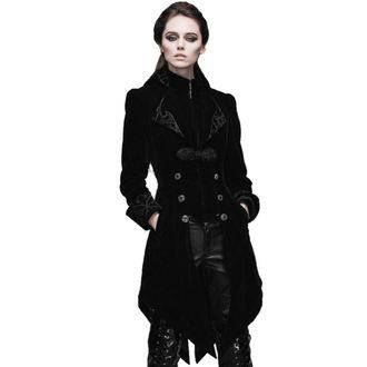 kabát dámsky DEVIL FASHION - Gothic Maelstrom, DEVIL FASHION