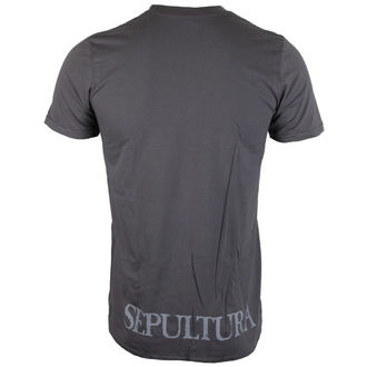 tričko pánske Sepultura - S Grey - NUCLEAR BLAST, NUCLEAR BLAST, Sepultura