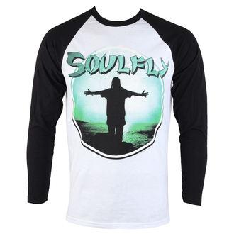 tričko pánske s dlhým rukávom Soulfly - One Baseball - NUCLEAR BLAST, NUCLEAR BLAST, Soulfly