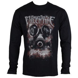 tričko pánske s dlhým rukávom Bullet For my Valentine - Temper Temper Gas Mask - ROCK OFF
