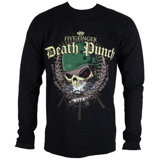 tričko pánske s dlhým rukávom Five Finger Death Punch - Warhead - ROCK OFF, ROCK OFF, Five Finger Death Punch