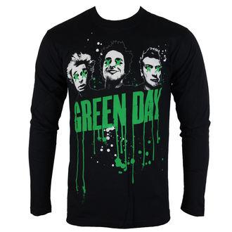 tričko pánske s dlhým rukávom Green Day - Drips - ROCK OFF, ROCK OFF, Green Day