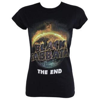 tričko dámske Black Sabbath - The End - ROCK OFF