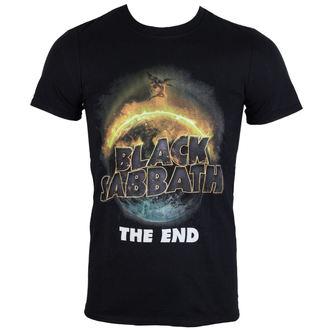 tričko pánske Black Sabbath - The End - ROCK OFF, ROCK OFF, Black Sabbath