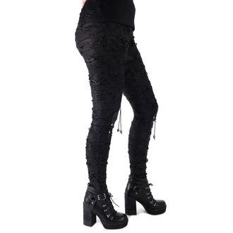 nohavice dámske (legíny) Devil Fashion - Gothic Radella, DEVIL FASHION