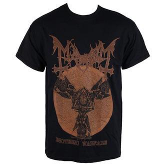tričko pánske MAYHEM - EZOTERICKÁ WARFARE BAPHOMET - RAZAMATAZ, RAZAMATAZ, Mayhem