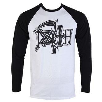 tričko pánske s dlhým rukávom DEATH - LOGO - RAZAMATAZ, RAZAMATAZ, Death