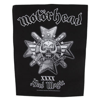 nášivka Motörhead - BAD MAGIC - RAZAMATAZ, RAZAMATAZ, Motörhead