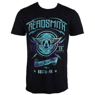 tričko pánske AEROSMITH - AERO FORCE ONE - LIVE NATION, LIVE NATION, Aerosmith