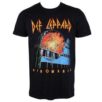 tričko pánske Def Leppard - Pyromania - PLASTIC HEAD, PLASTIC HEAD, Def Leppard