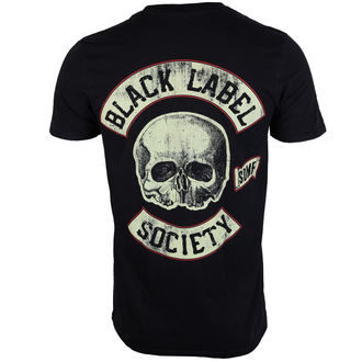 tričko pánske Black Label Society - Riding Hot Rod - PLASTIC HEAD, PLASTIC HEAD, Black Label Society
