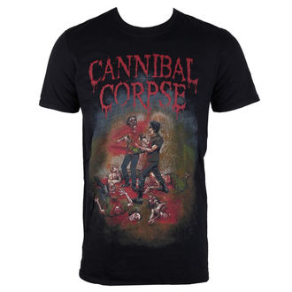 tričko pánske Cannibal Corpse - Chainsaw - PLASTIC HEAD, PLASTIC HEAD, Cannibal Corpse
