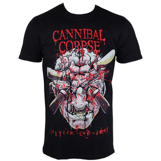 tričko pánske Cannibal Corpse - Ice Pick Lobotomy - PLASTIC HEAD, PLASTIC HEAD, Cannibal Corpse