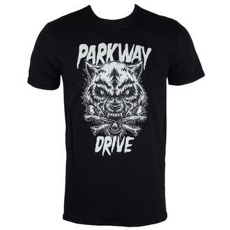 tričko pánske Parkway Drive - Wolf & Bones - PLASTIC HEAD, PLASTIC HEAD, Parkway Drive