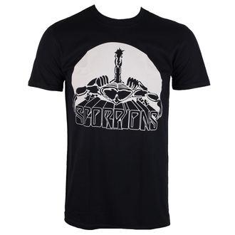 tričko pánske Scorpions - Scorpion Logo - PLASTIC HEAD, PLASTIC HEAD, Scorpions