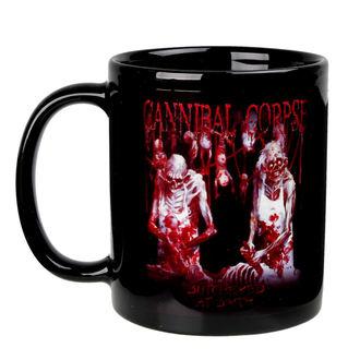 hrnček Cannibal Corpse - Butchered - PLASTIC HEAD, PLASTIC HEAD, Cannibal Corpse