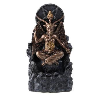 dekorácia Baphomet Spätnému toku Incense - NENOW, Nemesis now